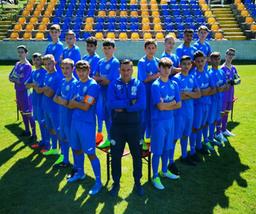 U16 nachwuchs mannschaft Nachwuchs dinamo helfort fußball wien österreich